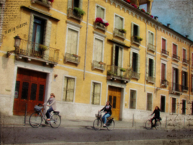 Padua, Italy, 2012 (after photo alteration