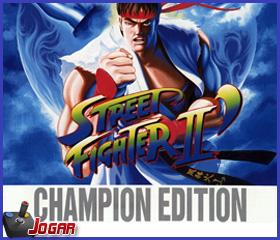 Clique e jogue o game Street Fighter 2 - Champion Edition Online