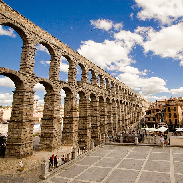 Roman Remains – Segovia