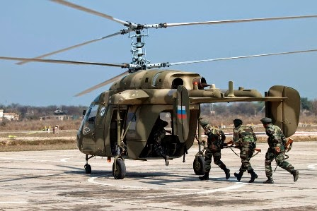 Ka-226t indian trials