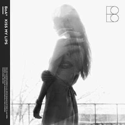 [Album] Kiss My Lips (The 8th Album) - BoA