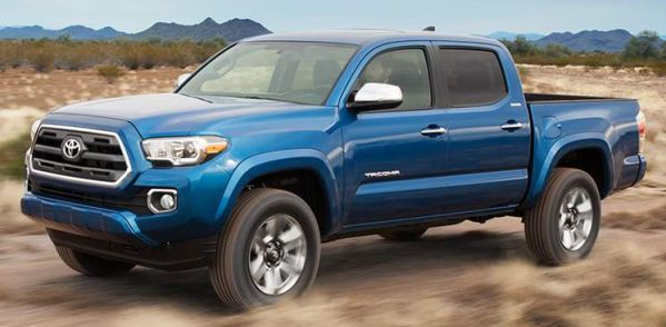 2016 Toyota Tacoma Release Date Specs Review Price