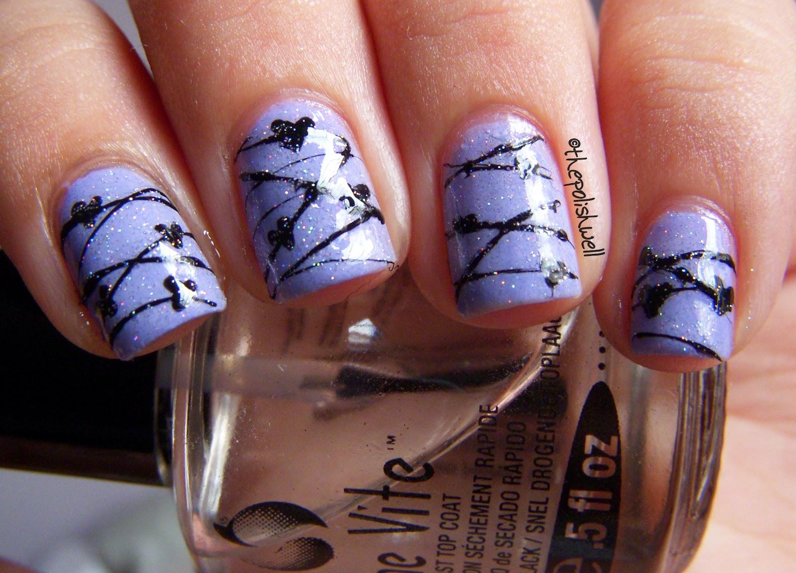Line Art Nails : The polish well nail ideas stripes