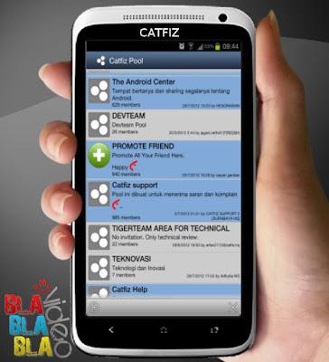 Gambar Aplikasi Catfiz BBM untuk Android