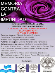 Memoria contra la impunidad