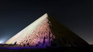 LAS MISTERIOSAS ANOMALIAS TERMICAS HALLADAS EN LAS PIRAMIDES DE EGIPTO