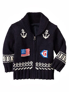 Gap Kids Nautical Fall/Winter 2013