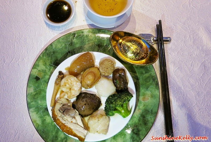 Food Review, CNY2015 Menu, Celestial Court, Sheraton Imperial Kuala Lumpur, Chinese New Year Dish, Chinese Food, Lou Sang, Yee Sang