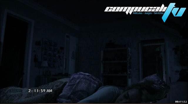 Actividad paranormal 4 DVDRip Subtitulos Español Latino