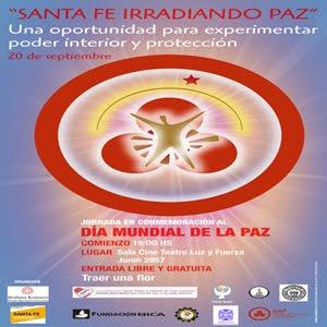 Sta.Fe Irradiando Paz 2009