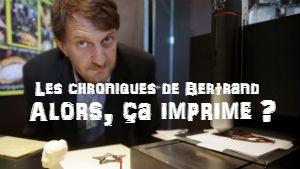 Les chroniques de Bertrand