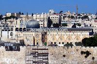 以色列,耶路撒冷圣殿山,旅游,图片