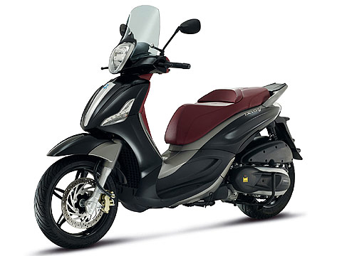 2013 Piaggio BV350 scooter pictures | Size 480x360 pixels