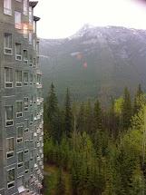 Rimrock Resort Hotel Banff Alberta