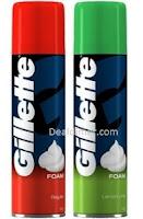 Gillette-classic-lemon-lime-shave-foam-196gm-rs-99-amazon