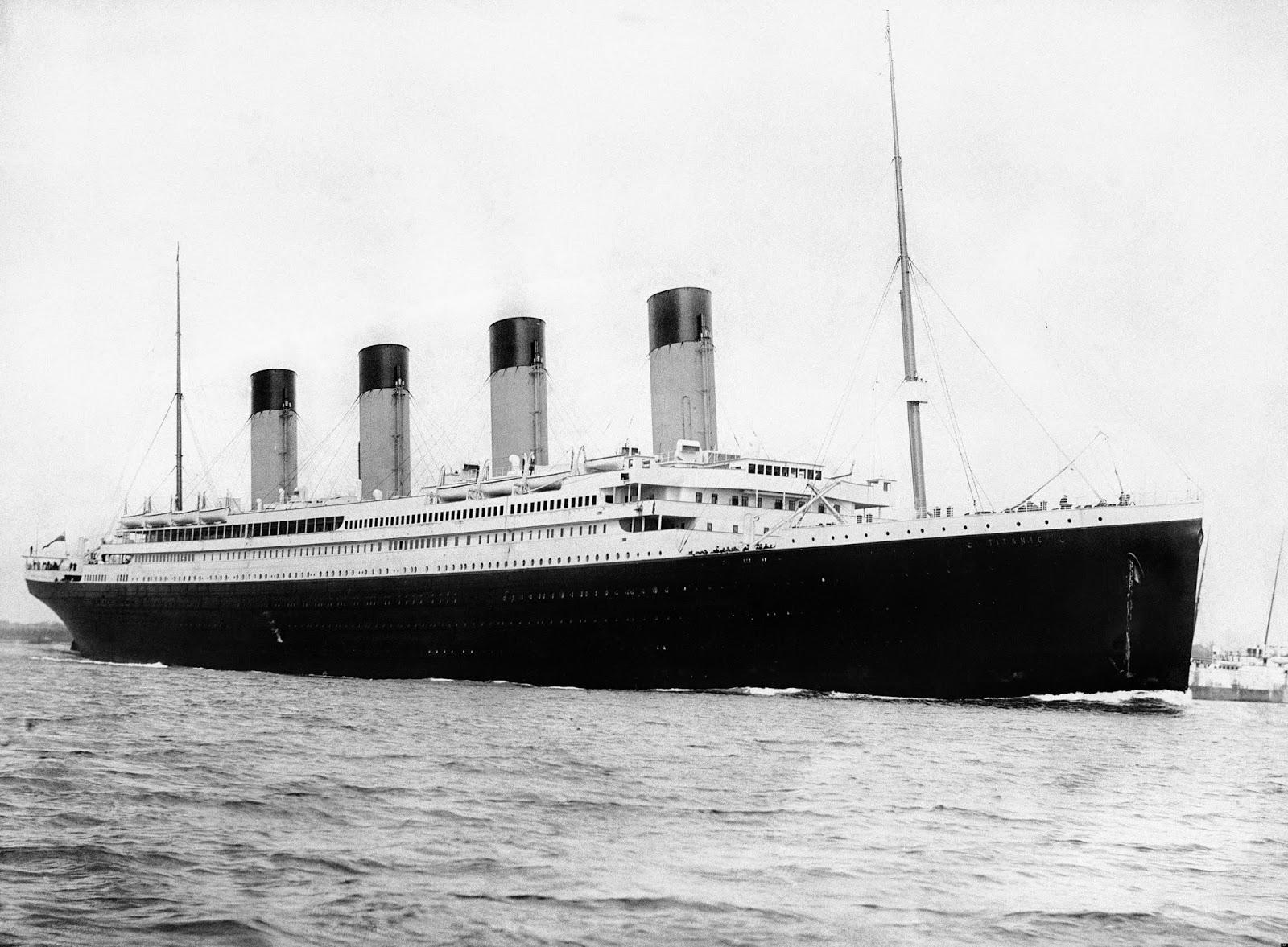 Titanic, évforduló, hajókatasztrófa, Titanic-érdekességek, ócenjáró,