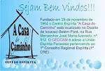 CASA DO CAMINHO ICOARACI