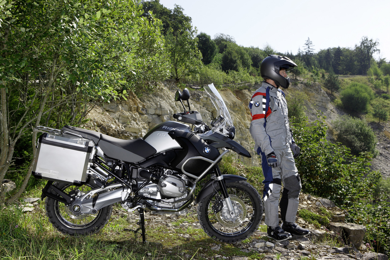 New Luxury Bike  BMW R1200GS Adventure 2011