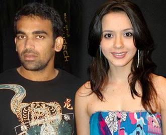 Isha Sharvani And Zaheer Khan Marriage Zaheer Khan and Isha N...