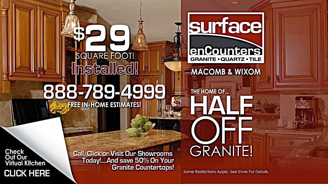 Granite Countertops Brighton