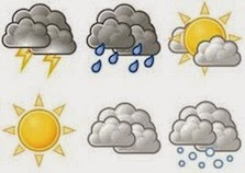 If you are coming across to the studio, check out the latest weather forecast...