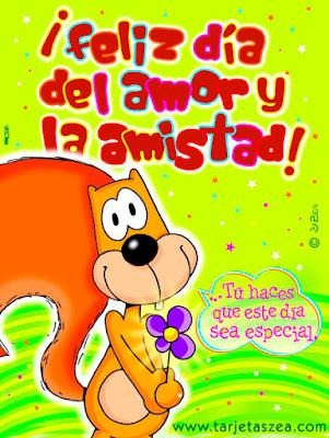 Imagenes Feliz Dia Del Amor Y La Amistad