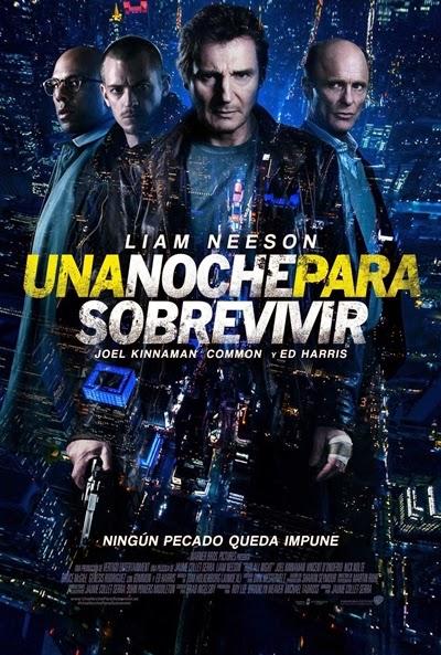 Una noche para sobrevivir (2015) DVDRip Español Latino