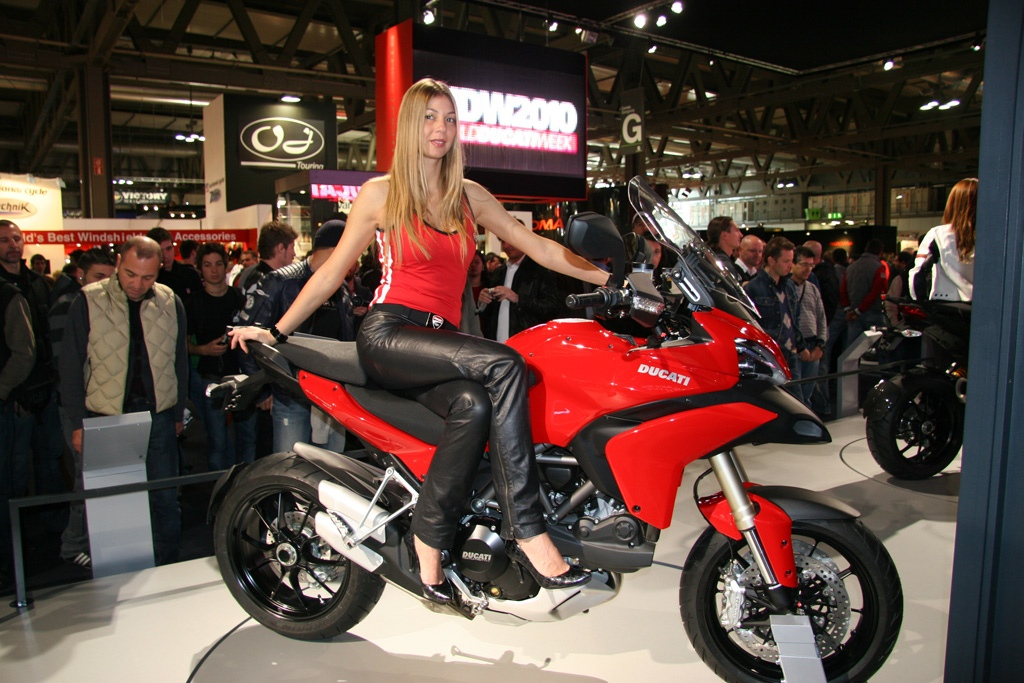 New Luxury Bike  Ducati Multistrada 1200 Touring
