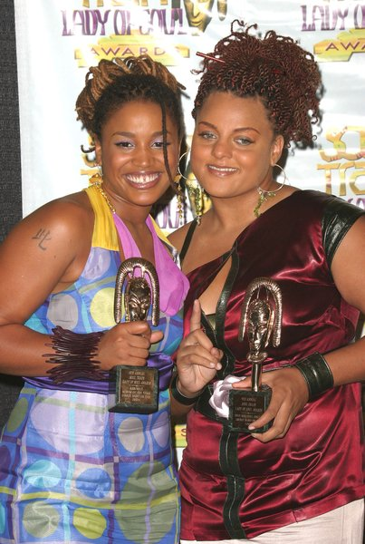 Fat to FAB: Motivation 101: Jill Scott and Marsha Ambrosius