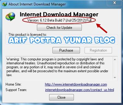 Download IDM 6.12 Build 7 Full Version