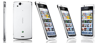 Sony Xperia S Android phone From CES