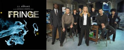 montagem fringe1 Download Fringe 1ª Temporada RMVB Legendado