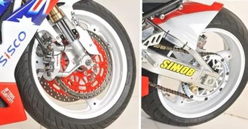 velg racing motor ninja terkini