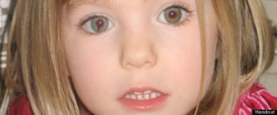 Madeleine McCann's Grave Found