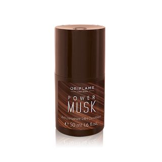 Power Musk Anti-perspirant 24H Deodorant