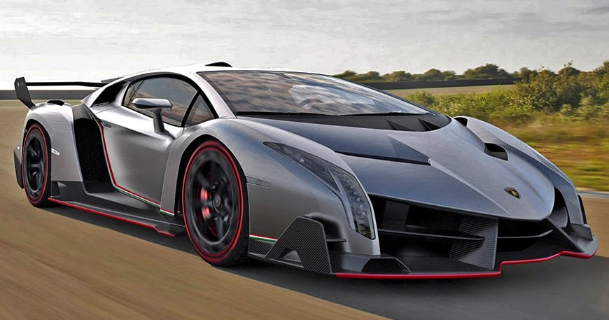 Durability Car Modification Lamborghini