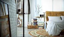 Industrial Interior Design Bedroom
