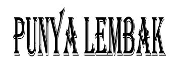 Punya Lembak
