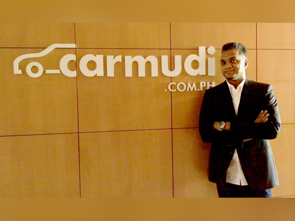 Abhishek Mohan, the new Managing Director of Carmudi Philippines
