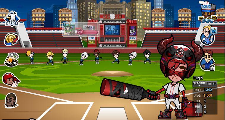 Need more Baseball Heroes Friends?