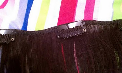 How to make your own clip in hair weaves step by step clip in hair weaves pmusecretfo Choice Image