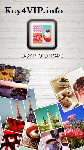 "Photo Frame  Easy Collage v38 Full For Android,""Phù thủy"" bức ảnh trong Android"