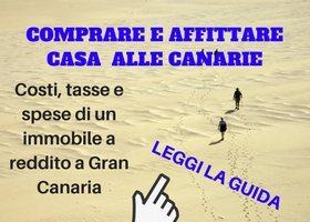 Ebook: COMPRARE E AFFITTARE CASA ALLE CANARIE
