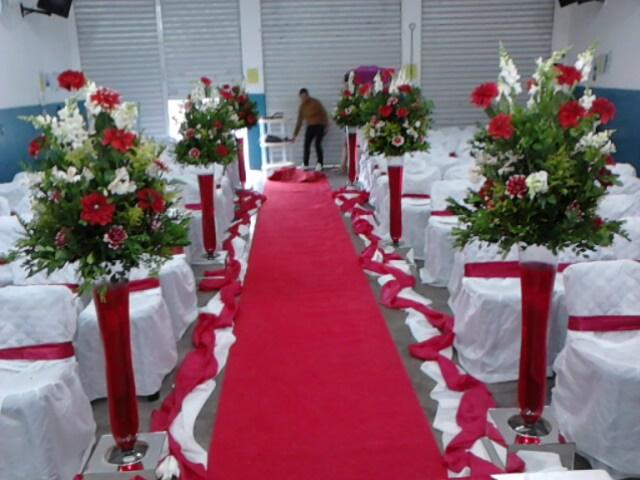 decoracao de casamento igreja evangelicaKEEP ON Eventos CASAMENTO 15