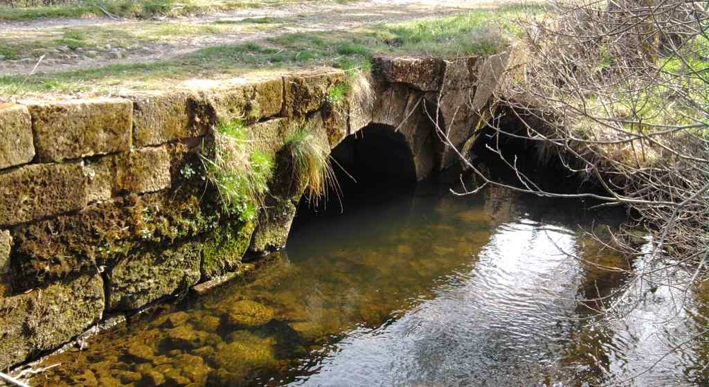 Posible puente romano