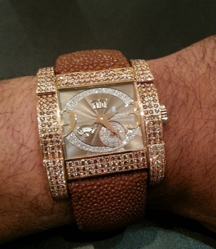 Freeze CoolFM N30 million watch collection