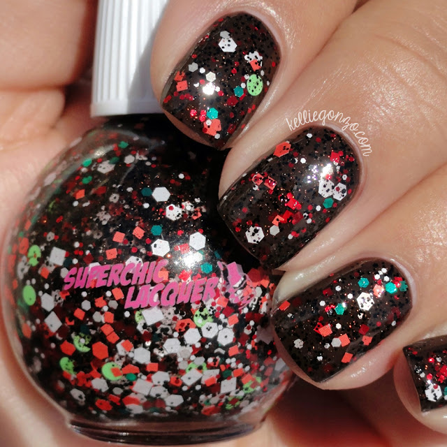 "SuperChic Lacquer ""Mr. Hankey"" Every Party Needs A Pooper"
