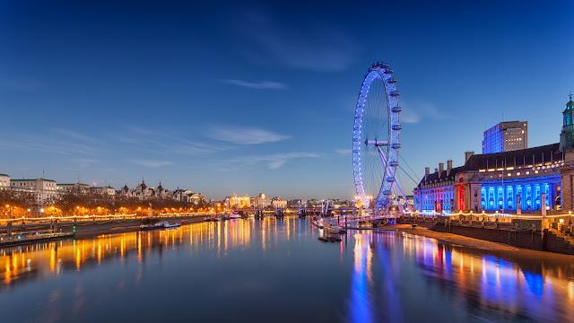 London Big Eye Picture