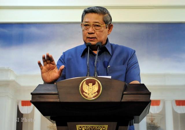 SBY Kritik Kinerja Intelijen Soal Insiden Sampang
