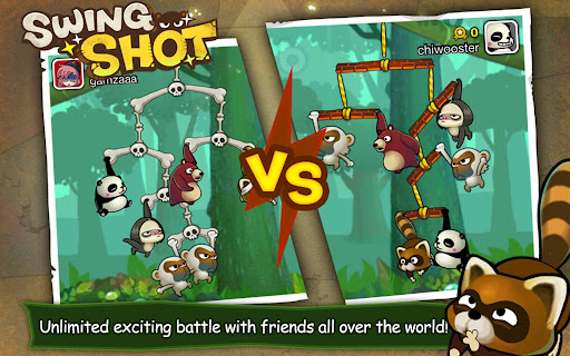 Swing Shot v1.00.06 Android Game Free Download
